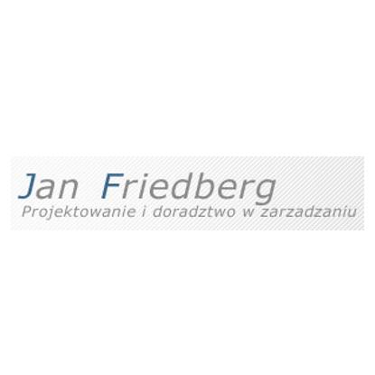 Jan Friedberg – Projektowanie i doradztwo w zarządzaniu
